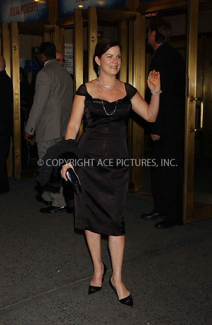 """WWW.ACEPIXS.COM . . . . . ....April 19 2006, New York City....MARCIA GAY HARDEN....Arrivals at the opening night of """"Three Days of Rain"""" staring Julia Roberts at the Bernard B Jacobs Theatre in midtown Manhattan....Please byline: KRISTIN CALLAHAN - ACEPIXS.COM........ . . . . . ..Ace Pictures, Inc:  ..(212) 243-8787 or (646) 679 0430..e-mail: picturedesk@acepixs.com..web: http://www.acepixs.com"""