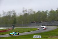 #97 Automatic Racing Aston Martin AMR Vantage, GS: Rob Ecklin Jr., Brandon Kidd