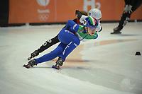 SPEEDSKATING: DORDRECHT: 05-03-2021, ISU World Short Track Speedskating Championships, training, ©photo Martin de Jong