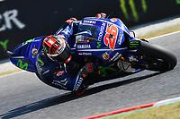 Montmelo' (Spagna) 10-06-2017 qualifiche Moto GP Spagna foto Luca Gambuti/Image Sport/Insidefoto<br /> nella foto: Maverick Vinales