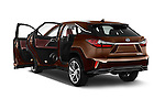 Car images of 2016 Lexus RX Privilege Line 5 Door Suv Doors