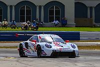 #79  WEATHERTECH RACING(USA) PORSCHE 911 RSR GTLM - COOPER MACNEIL (USA) MATHIEU JAMINET (FRA) MATT CAMPBELL (AUS)