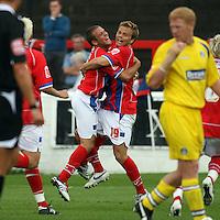 Dagenham & Redbridge vs Wycombe Wanderers 18-08-07