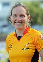 Amanda Cooper. Wellington Blaze headshots at Allied Nationwide Basin Reserve, Wellington on Thursday, 9 December 2010. Photo: Dave Lintott / lintottphoto.co.nz