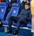 26.12.2019 Rangers v Kilmarnock: Steven Gerrard