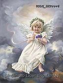 CHILDREN, KINDER, NIÑOS, paintings+++++,USLGSKPROV6,#K#, EVERYDAY ,Sandra Kock, victorian ,angels