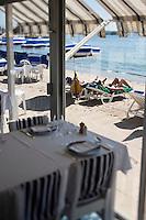 Europe/France/Provence-Alpes-Côte d'Azur/06/Alpes-Maritimes/Antibes: Restaurant Tétou à Golfe-Juan