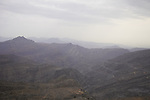 Some of the scenery from Jais Mountain during Stage 5 of the 2021 UAE Tour running 170km from Fujairah to Jebel Jais, Ras Al Khaimah, UAE. 25th February 2021.  <br /> Picture: Eoin Clarke   Cyclefile<br /> <br /> All photos usage must carry mandatory copyright credit (© Cyclefile   Eoin Clarke)