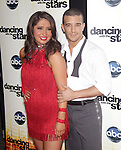 """Bristol Palin &  Mark Ballas  at Dancing with the Stars """"Season 11 Premiere"""" at CBS on September 20, 2010 in Los Angeles, California on September 20,2010                                                                               © 2010 Hollywood Press Agency"""