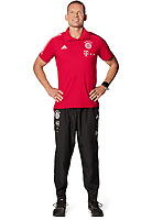 26th October 2020, Munich, Germany; Bayern Munich official seasons portraits for season 2020-21;  Fitness trainer Dr. Holger Broich