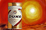 """Client: Duquesne Brewing Company<br /> Ad Agency: Lando Advertising<br /> Contact: Mr. Scheidl<br /> Product: Duke Beer<br /> Location:  Brady Stewart Studio at 725 Liberty Avenue in Pittsburgh<br /> <br /> A Television advertisement for Duquesne Brewery Company.  The """"Duel in the Sun"""" Ad was created by Lando Inc Advertising. Duquesne Brewing was a major regional brewery in Western Pennsylvania for over 80 years.  The brand was re-established in 2008 under the name, Duquesne Bottling Company."""