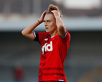 Molly Bartrip of Reading during Tottenham Hotspur Women vs Reading FC Women, Barclays FA Women's Super League Football at the Hive Stadium on 7th November 2020