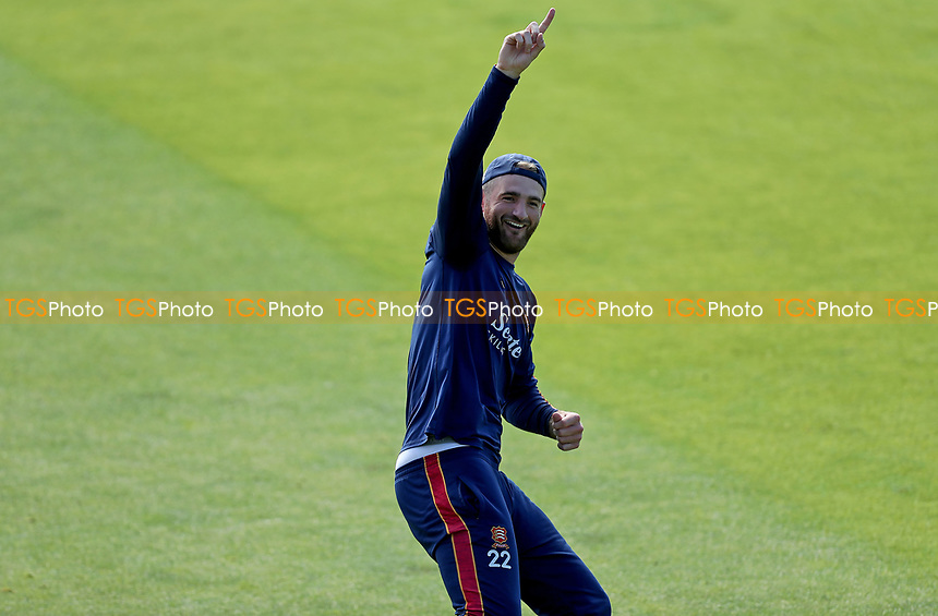 Paul Walter of Essex warms up prior to Essex CCC vs Nottinghamshire CCC, LV Insurance County Championship Group 1 Cricket at The Cloudfm County Ground on 5th June 2021