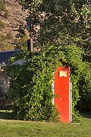 Outhouse at Frechglenn. Oregon