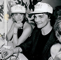 Melissa Gilbert & Bo Brinkman 1983<br /> Photo By John Barrett-PHOTOlink.net / MediaPunch