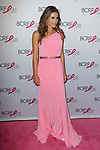 """Elizabeth Hurley attends The Breast Cancer Research Foundation """"Super Nova"""" Hot Pink Party on May 12, 2017 at the Park Avenue Armory in New York City."""