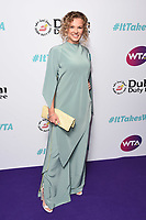 Katerina Siniakova<br /> arriving for the WTA Summer Party 2019 at the Jumeirah Carlton Tower Hotel, London<br /> <br /> ©Ash Knotek  D3512  28/06/2019