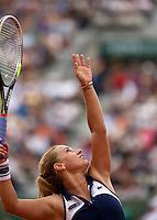 France, Paris, 30.05.2014. Tennis, French Open, Roland Garros, Dominika Cibulkova (SVK)  <br /> Photo:Tennisimages/Henk Koster