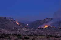 "The June 2003 ""Aspen"" Forest Fire in the Santa Catalina Mountains north of Tucson, Arizona (2)"