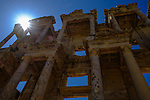 Ancient city of Ephesus during Stage 6 of the 2015 Presidential Tour of Turkey running 184km from Denizli to Selcuk. 1st May 2015.<br /> Photo: Tour of Turkey/Steve Thomas/www.newsfile.ie