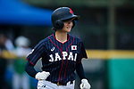 #11 Matsushima Runa of Japan bats during the BFA Women's Baseball Asian Cup match between Pakistan and Japan at Sai Tso Wan Recreation Ground on September 4, 2017 in Hong Kong. Photo by Marcio Rodrigo Machado / Power Sport Images