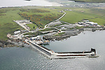 Aerial photo of the Pier in Clogherhead under construction. 04/06/06...Photo NEWSFILE/Fran Caffrey.(Photo credit should read Fran Caffrey/NEWSFILE)....This Picture has been sent you under the condtions enclosed by:.Newsfile Ltd..The Studio,.Millmount Abbey,.Drogheda,.Co Meath..Ireland..Tel: +353(0)41-9871240.Fax: +353(0)41-9871260.GSM: +353(0)86-2500958.email: pictures@newsfile.ie.www.newsfile.ie.FTP: 193.120.102.198...This picture is from Fran Caffrey@newsfile.ie