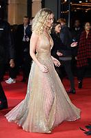 "Jennifer Lawrence<br /> arriving for the ""Red Sparrow"" premiere at the Vue West End, Leicester Square, London<br /> <br /> <br /> ©Ash Knotek  D3382  19/02/2018"