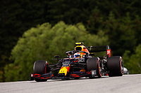 July 2nd 2021; F1 Grand Prix of Austria, free practise sessions;  11 PEREZ Sergio (mex), Red Bull Racing Honda RB16BRing, in Spielberg, Austria