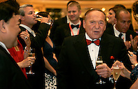 Billionaire casino magnate Sheldon Adelson who is the CEo of the Sands Casino empire with casinos in Las Vegas, Macau and Singapre.