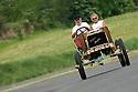 04/06/05 - CIRCUIT HISTORIQUE - PUY DE DOME - FRANCE - Commemoration officielle du Centenaire de la Course GORDON BENNETT. DE DION BOUTON de 1903 - Photo Jerome CHABANNE