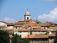 Castelvecchio, Tuscany, Italy