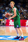 Unicaja Malaga's player Alberto Diaz during match of Liga Endesa at Barclaycard Center in Madrid. September 30, Spain. 2016. (ALTERPHOTOS/BorjaB.Hojas)