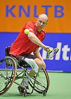 15-12-12, Rotterdam, Tennis Masters 2012, Ronald Vink