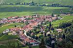Deutschland, Rheinland-Pfalz, Weyher in der Pfalz: Weinbauort im Landkreis Suedliche Weinstraße | Germany, Rhineland-Palatinate, Southern Wine Route, Weyher in der Pfalz: Wine village