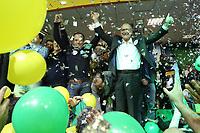 11.09.2018 - Alckmin e Doria durante encontro Regional em Osasco SP