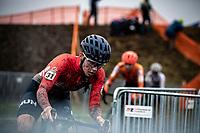 Kata Blanka Vas (HUN)<br /> <br /> Women's U23 race<br /> UCI 2020 Cyclocross World Championships<br /> Dübendorf / Switzerland<br /> <br /> ©kramon