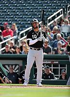 Yoan Moncada - Chicago White Sox 2020 spring training (Bill Mitchell)
