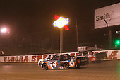 #4: Todd Gilliland, Kyle Busch Motorsports, Toyota Tundra JBL/SiriusXM and #17: Tyler Ankrum, DGR-Crosley, Toyota Tundra DGR-Crosley Driver Development