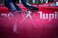 David van der Poel (NED/Alpecin-Fenix)<br /> <br /> 2021 UCI CX World Cup Overijse (BEL)<br /> Vlaamse Druivencross<br /> <br /> Men's Race<br /> <br /> ©kramon