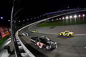 #4: Kyle Busch, Kyle Busch Motorsports, Toyota Tundra Cessna, #2: Cody Coughlin, GMS Racing, Chevrolet Silverado Jeg's.com