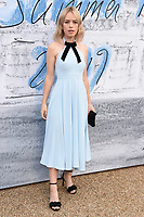 Tanya Burr<br /> arriving for The Summer Party 2019 at the Serpentine Gallery, Hyde Park, London<br /> <br /> ©Ash Knotek  D3511  25/06/2019