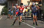FIS Rollerski World Cup 2019 Fiemme at in Ziano, on September 14, 2019.