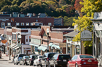 Main Street, Ellsworth, Maine, ME, USA