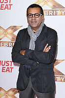 """LONDON, UK. October 09, 2019: Martin Bashir at the photocall for """"The X Factor: Celebrity"""", London.<br /> Picture: Steve Vas/Featureflash"""