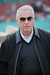 20 February 2009: D. Wayne Lukas at The Southwest at Oaklawn in Hot Springs, Arkansas