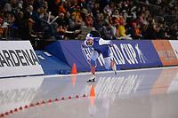SPEEDSKATING: SALT LAKE CITY: Utah Olympic Oval, 09-03-2019, ISU World Cup Finals, 1000m Men, Denis Yuskov (RUS), ©Martin de Jong