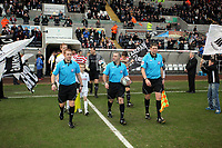 ATTENTION SPORTS PICTURE DESK<br /> Pictured:<br /> Re: npower Championship Swansea City FC v Doncaster Rovers at the Liberty Stadium, south Wales. Saturday 19 February 2011