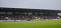 THE LARGE CROWD AT ST MIRREN PARK