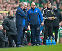 :: RANGERS MANAGER WALTER SMITH AND ASSISTANT MANAGER ALLY MCCOIST ::