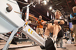 Veteran Men (age 50-54) Winners LtoR: Andrew Sangster, Team GB, 3rd, David Gray, Concept2 Team Germany, 1st, Michele Marullo, Circolo Canottieri Aniene, 2nd, The Crash-B World Indoor Rowing Championships, Peter Dreissigacker, Concept2, Veteran Men (Age 60-64), 2012, Boston, Massachusetts, All athletes compete annually on a Concept2 Indoor Rower for time over 2000 meters,
